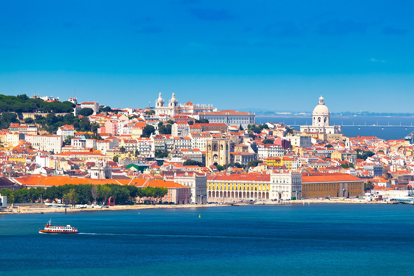 Billigfluege-Lissabon