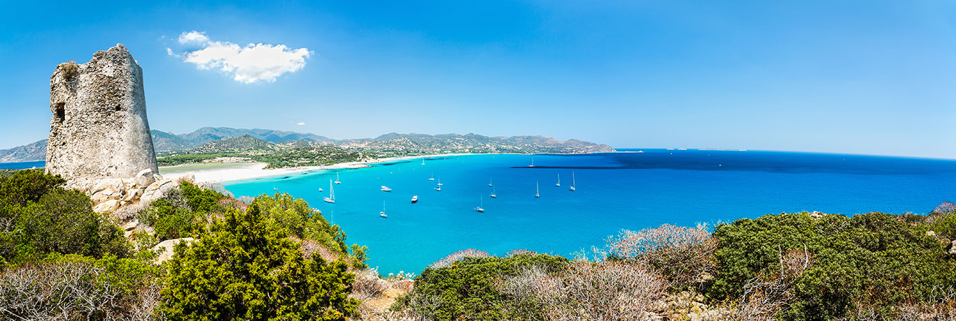 Billigfluege-Sardinien