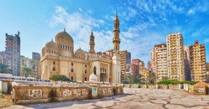Billigflügede nach Alexandria