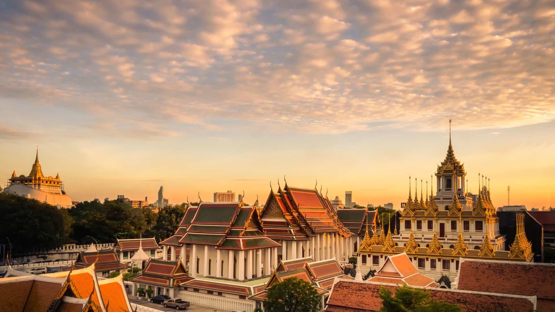 Billigflüge nach Bangkok