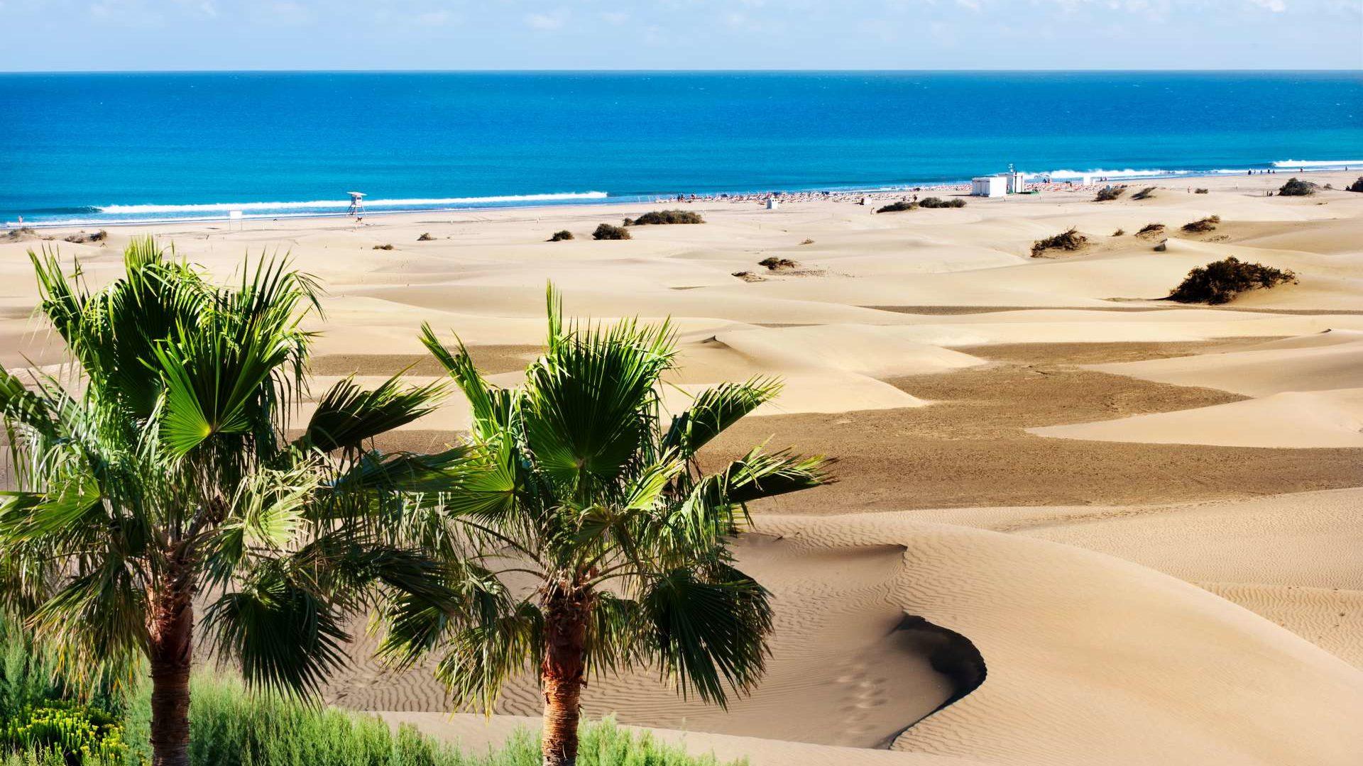 Billigflüge nach Gran Canaria