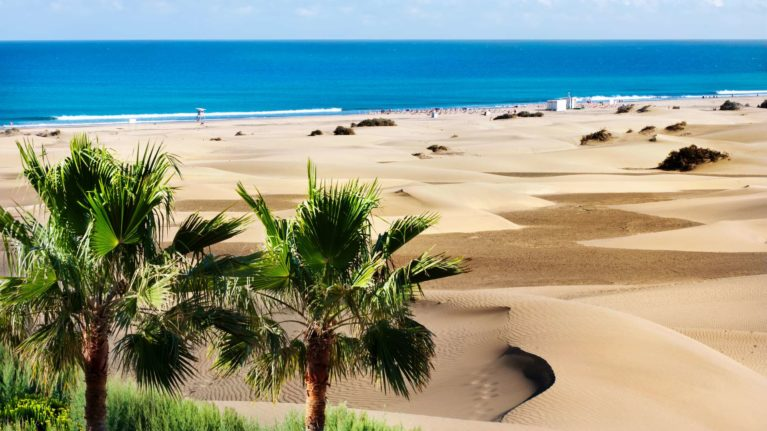 Billigflüge Gran Canaria