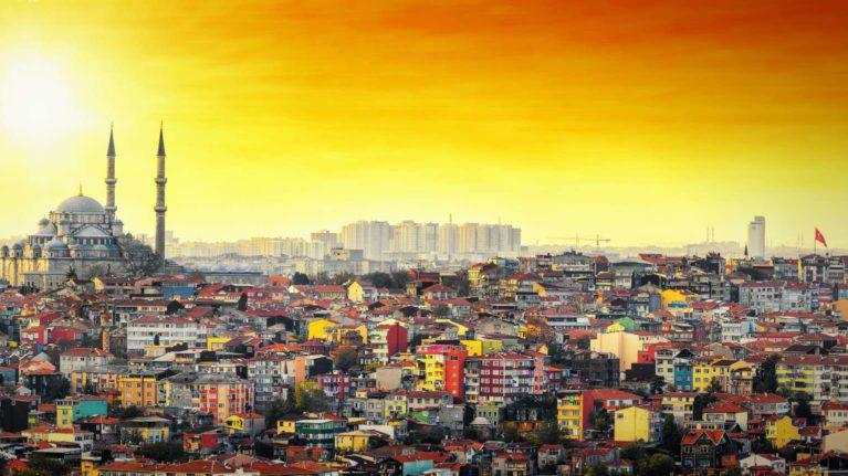 Billigfluege nach Istanbul