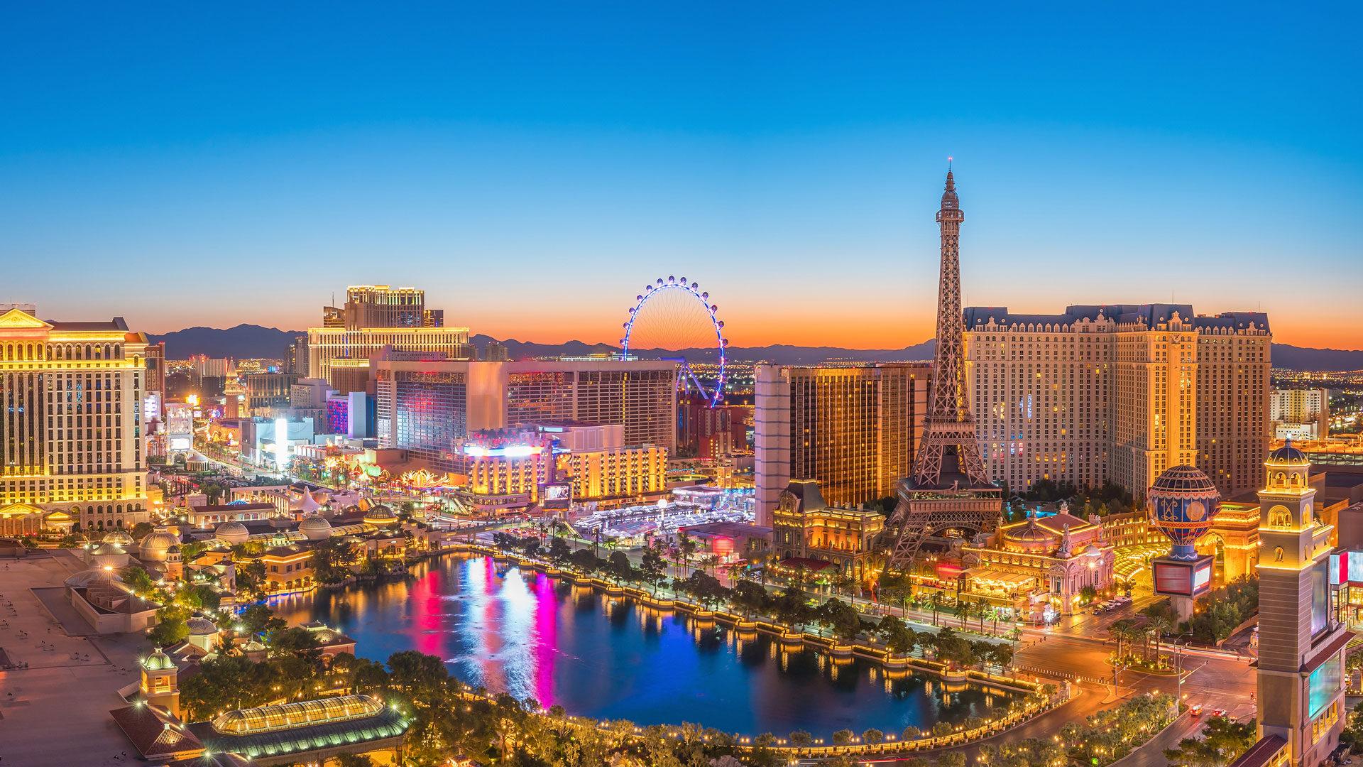 Billigflüge nach Las Vegas