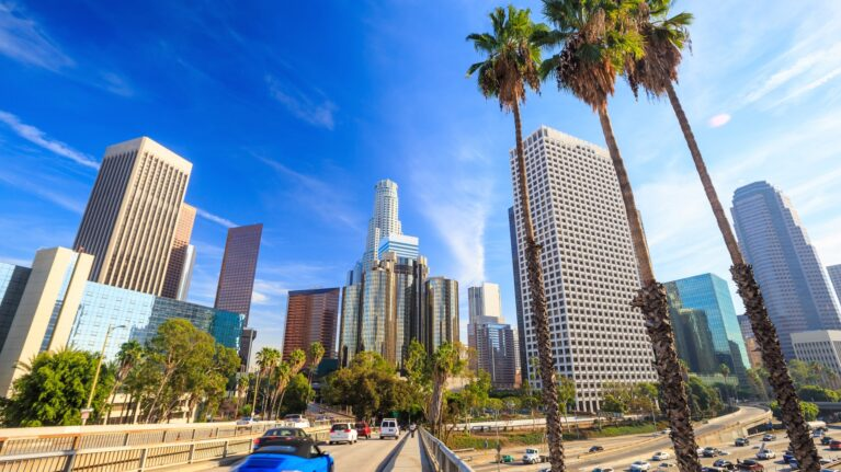Billigflüge nach Los Angeles