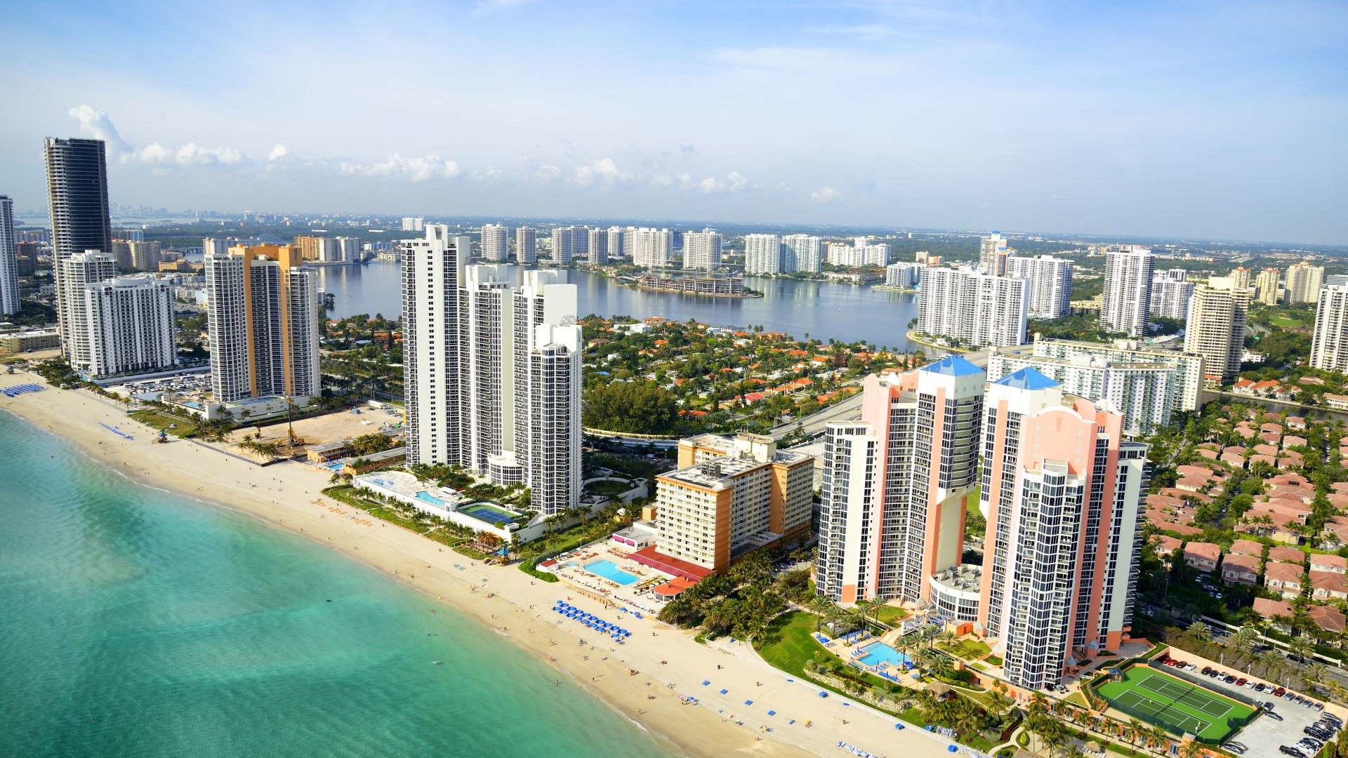 Billigflüge nach Miami