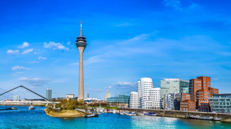 Billigflüge nach Düsseldorf