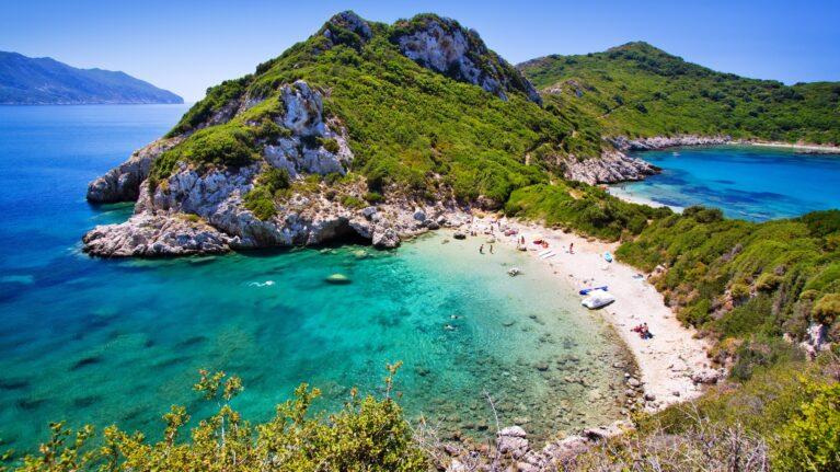 Billigflüge nach Korfu