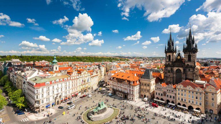Billigflüge nach Prag