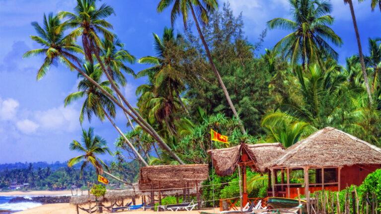 Billigflüge nach Sri Lanka