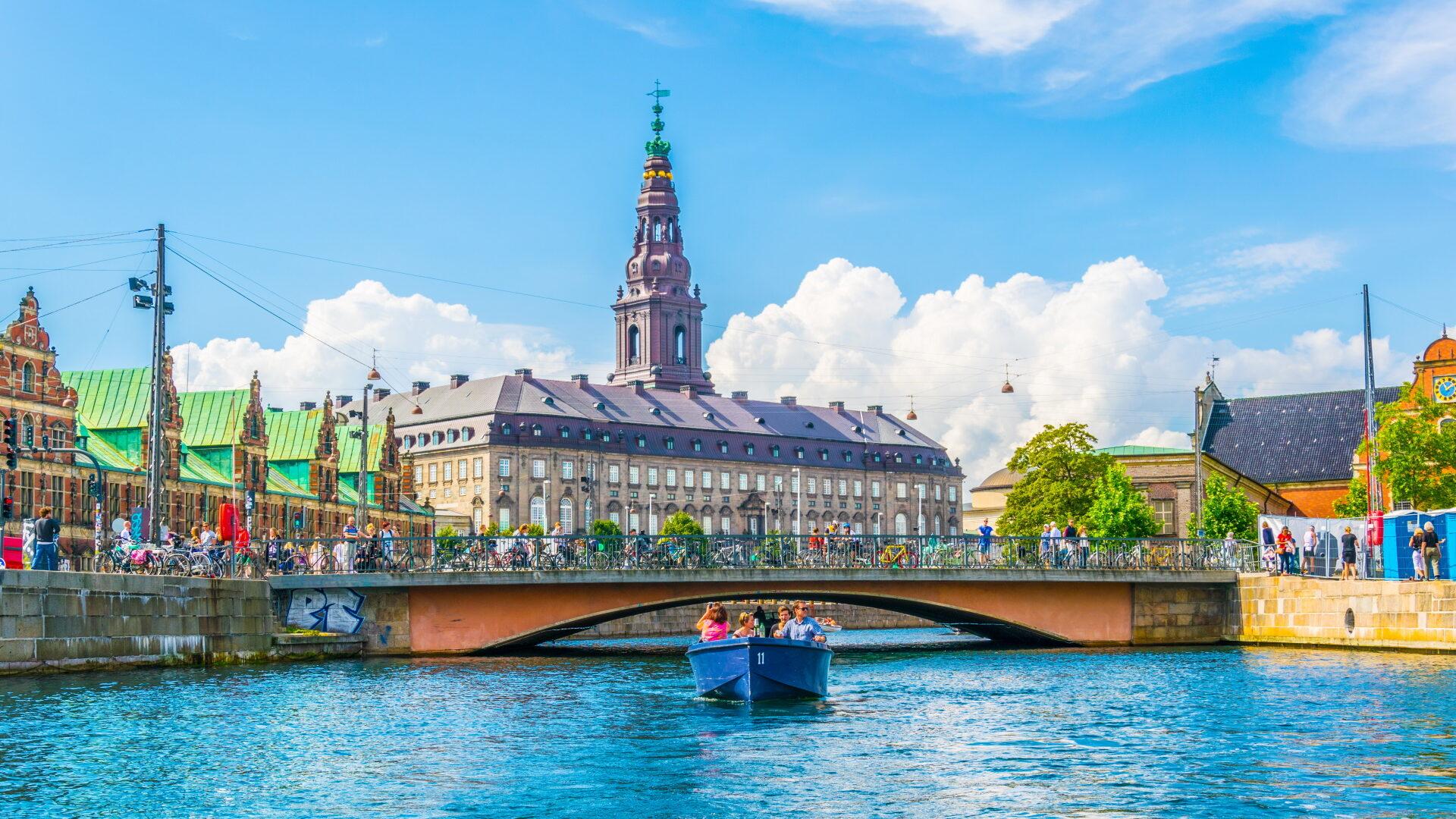 Billigflüge nach Kopenhagen