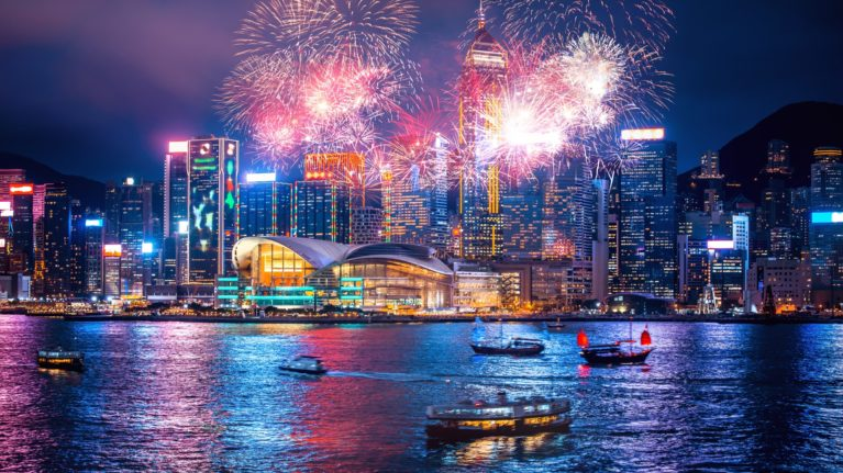 Billigflüge nach Hongkong