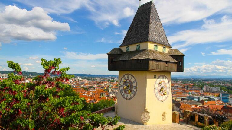 Billigflüge nach Graz