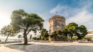 Billigflüge nach Thessaloniki