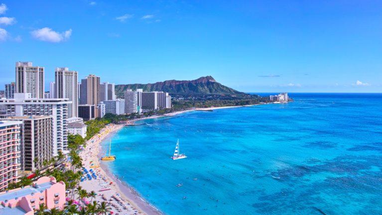 Billigflüge nach Hawaii