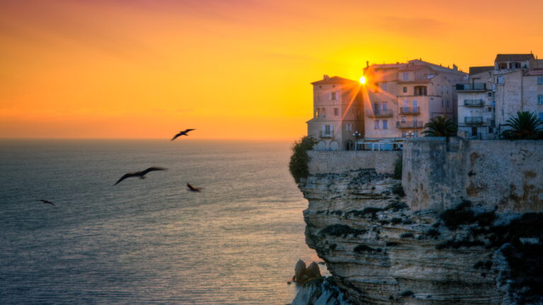 Billigflüge nach Korsika