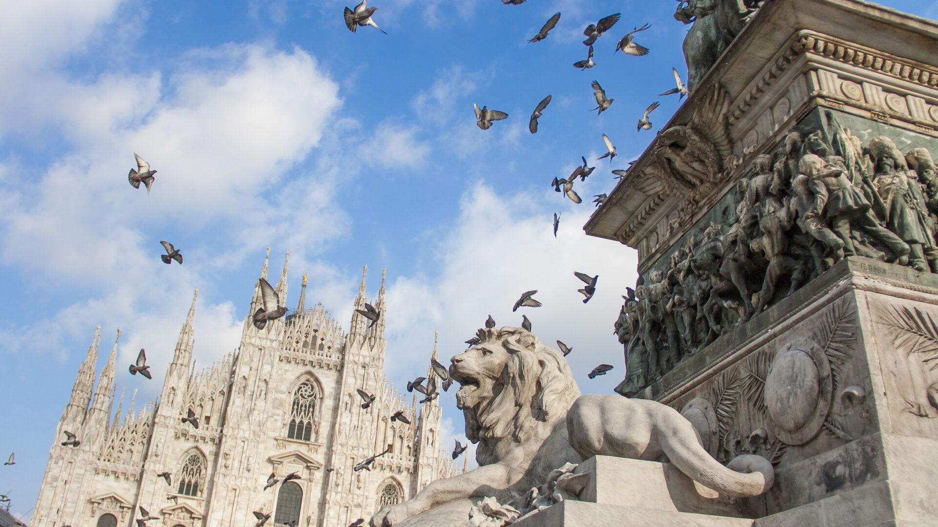 Billigflüge nach Mailand