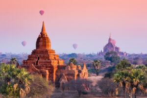 Billigflüge nach Myanmar