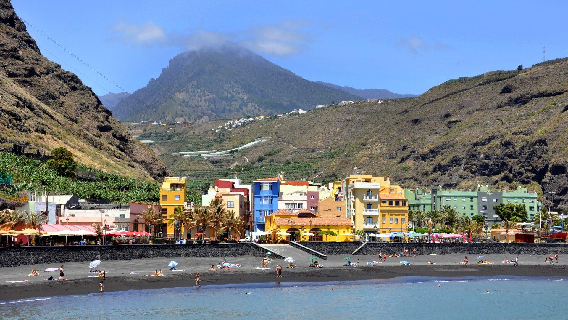 Billigflüge nach La Palma