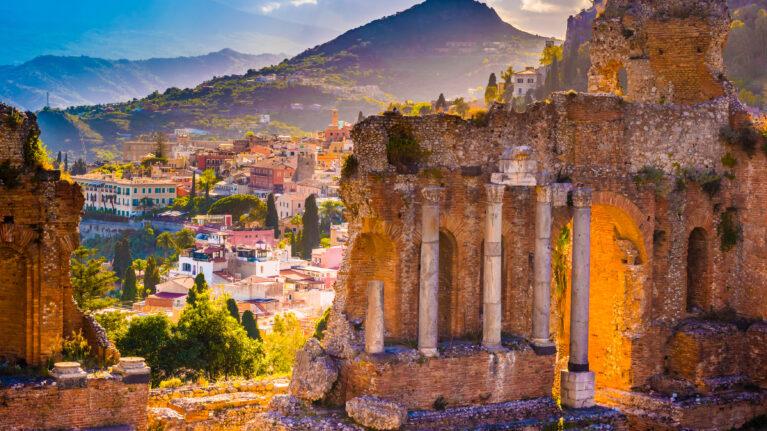 Billigflüge nach Sizilien