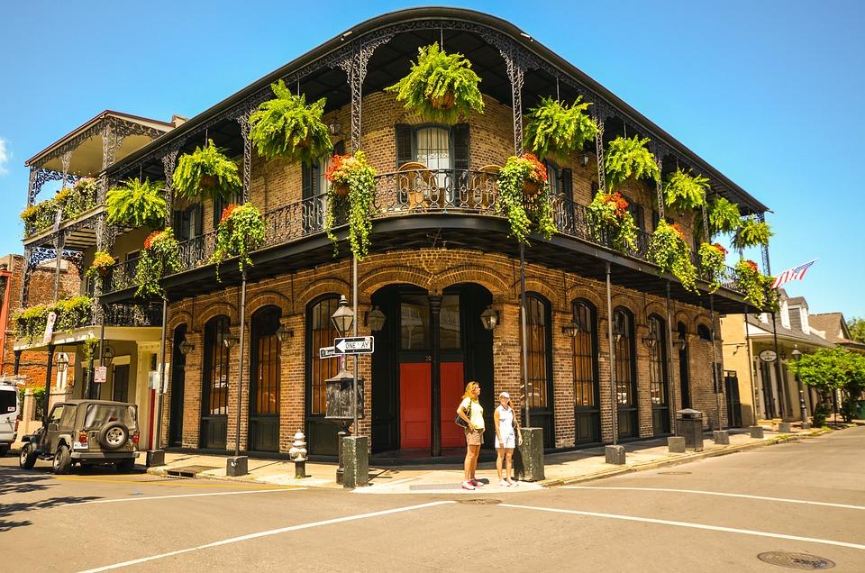 Billigflüge nach New Orleans
