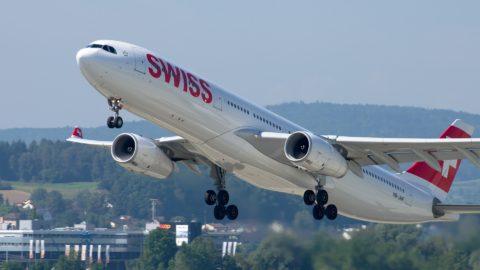 Swiss Airbus