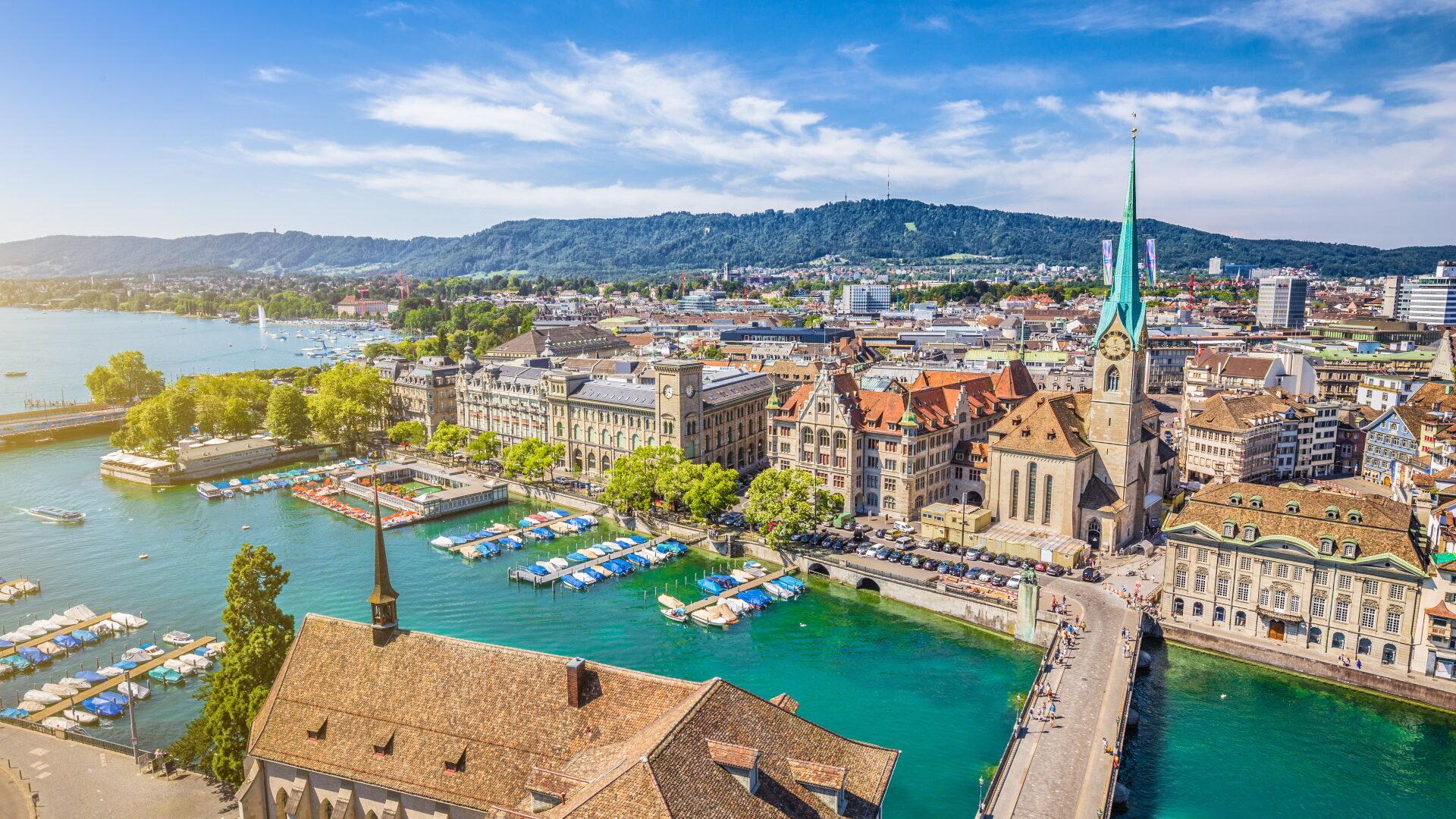 Billigflüge nach Zürich