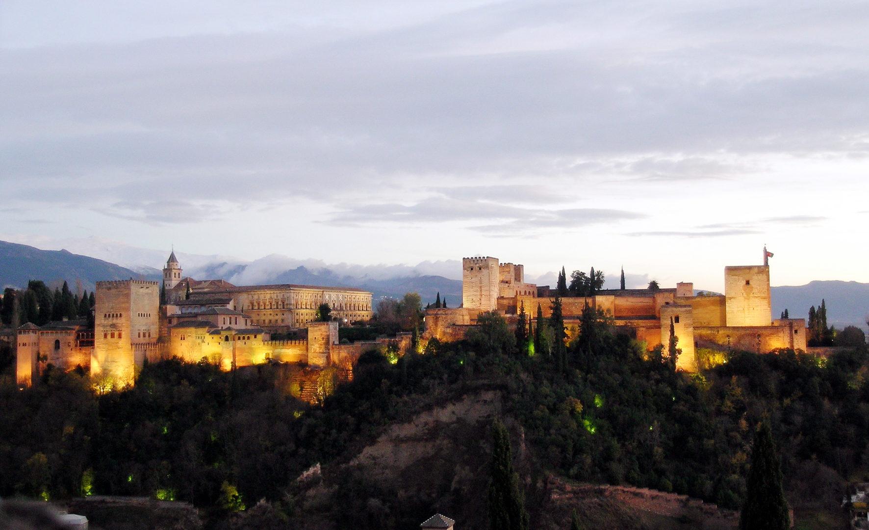 Flüge nach Granada