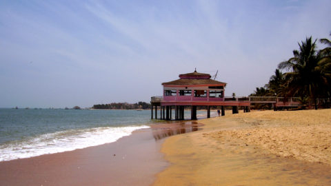 Flüge in den Senegal