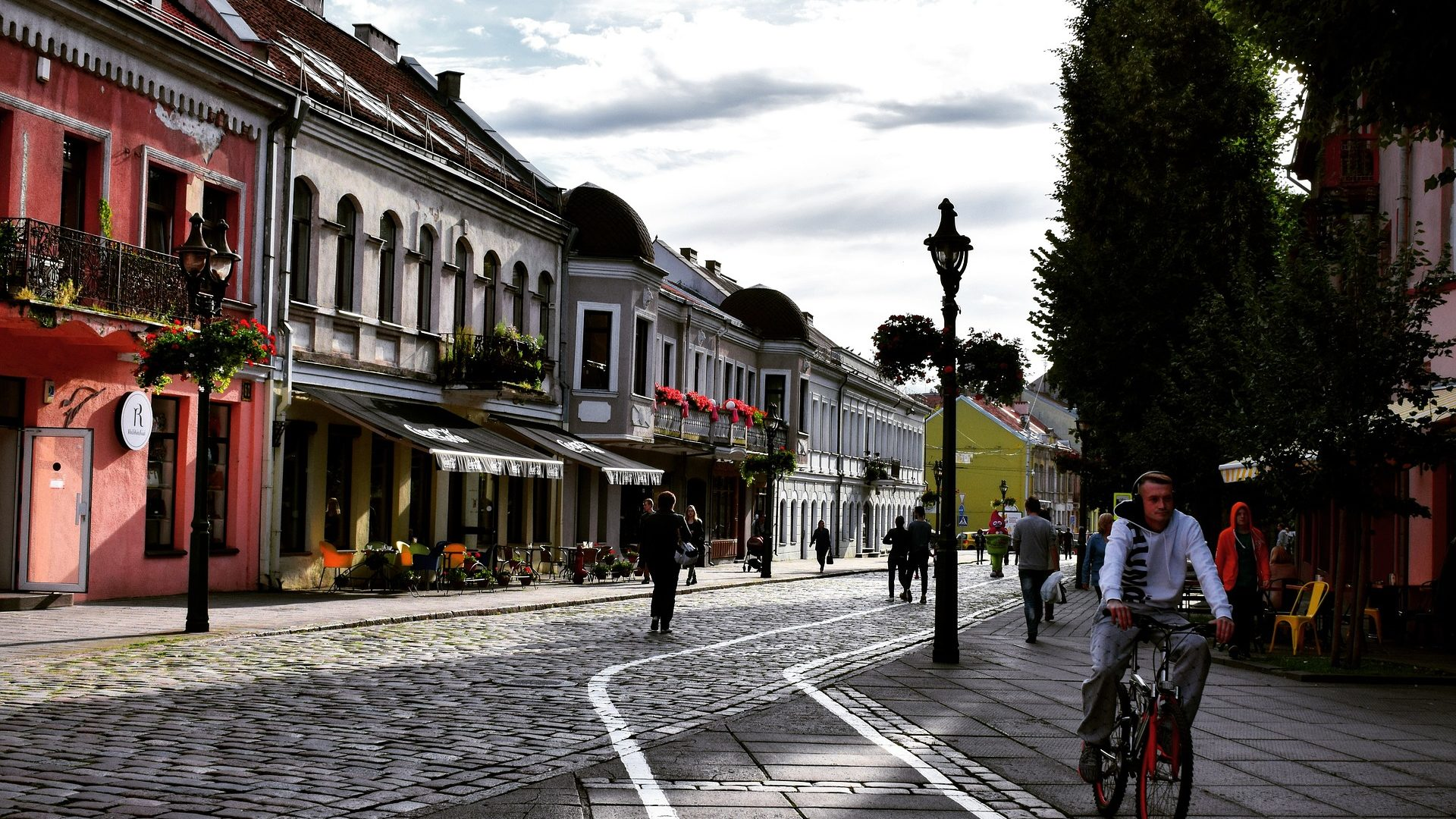 Flüge nach Kaunas