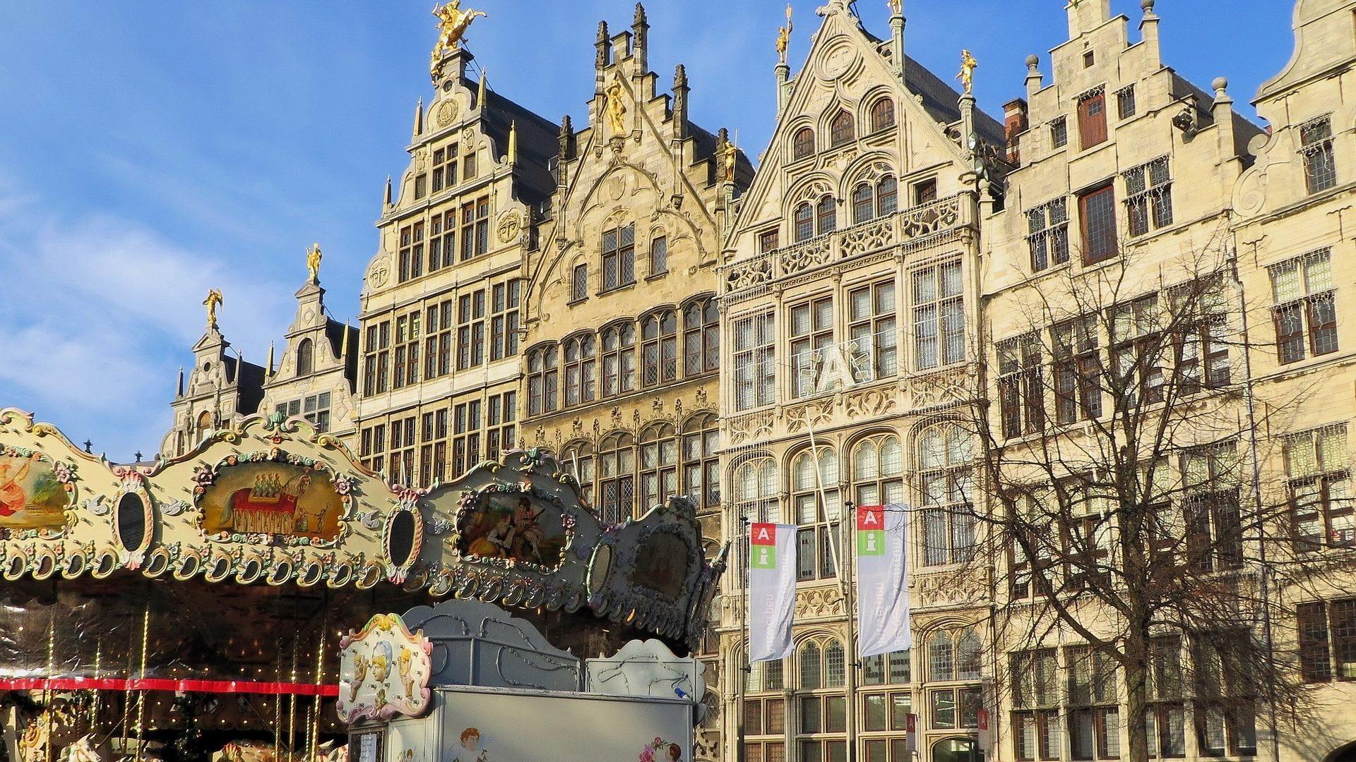 Flüge nach Antwerpen