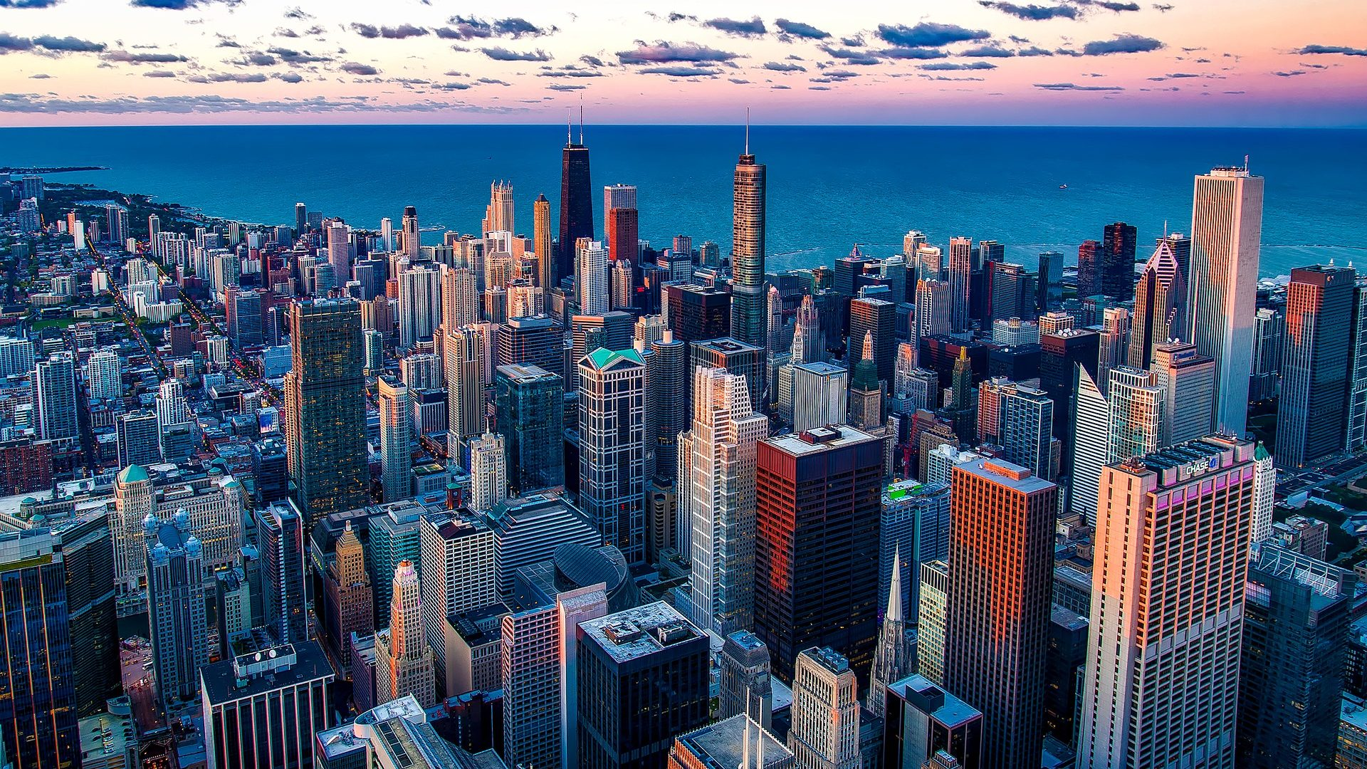 Frankfurt (FRA) – Chicago (ORD)