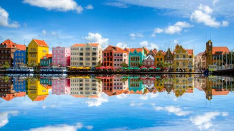 Stadt Curacao