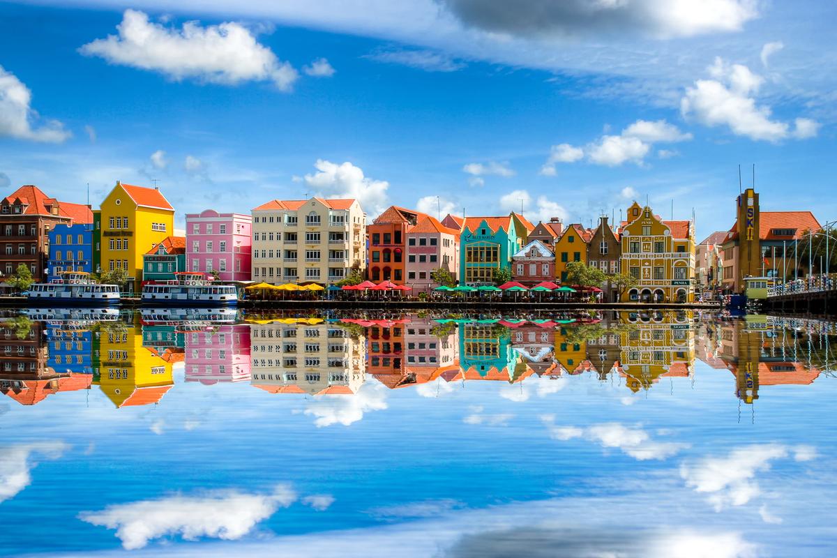 Frankfurt (FRA) – Curaçao (CUR)
