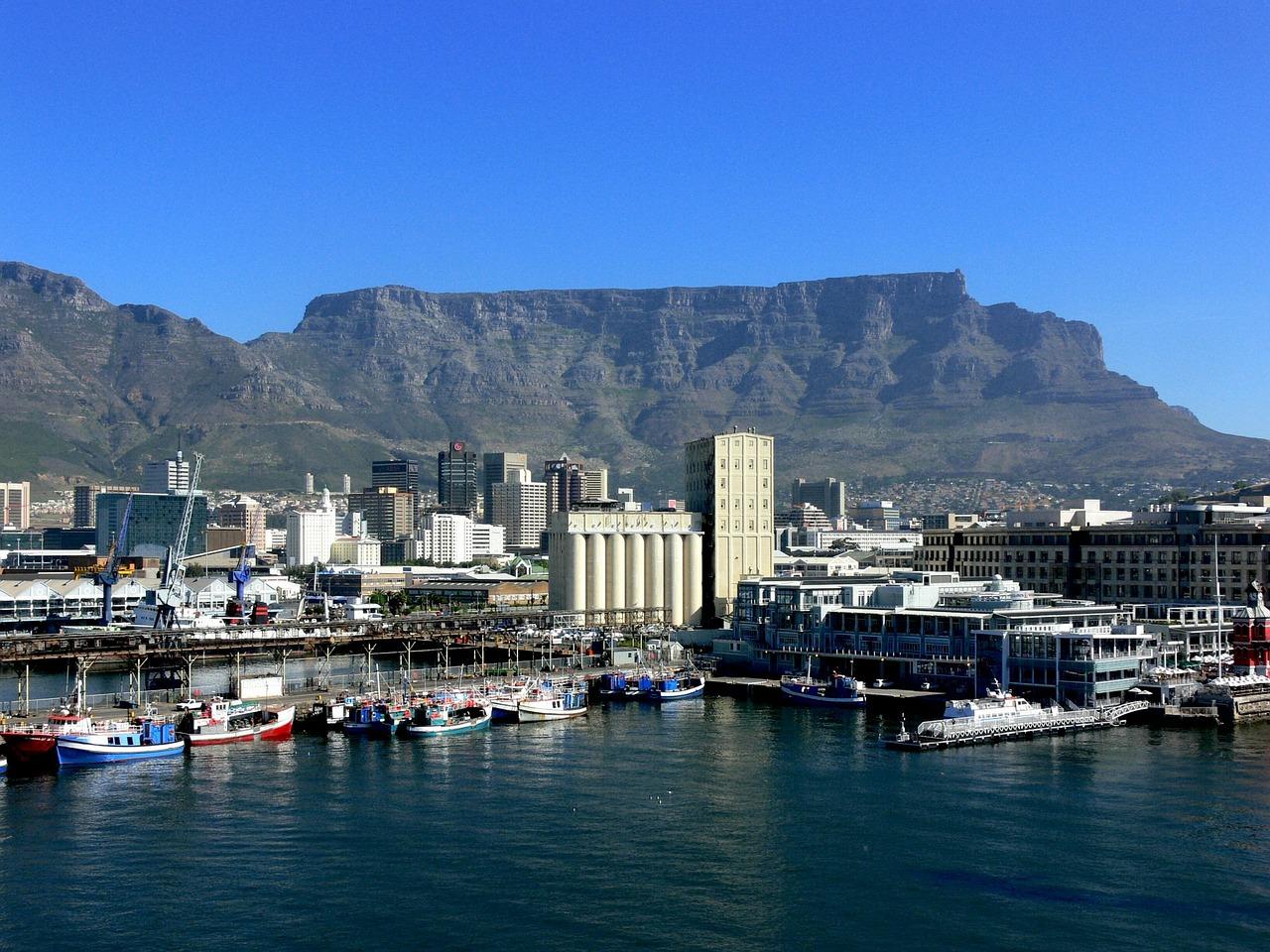 Flüge nach Kapstadt