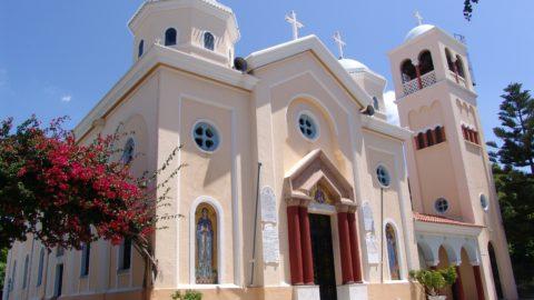 Kirche auf Kos