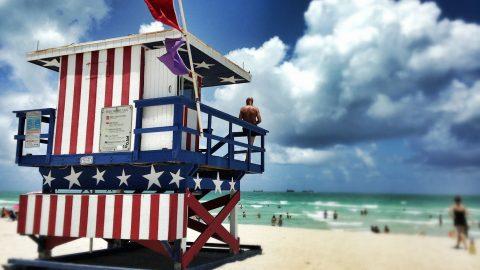 Strand, Miami