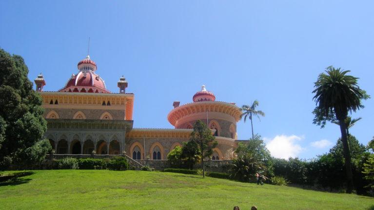 Monserrate Palast in Sintra