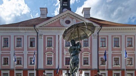 Flüge nach Tartu