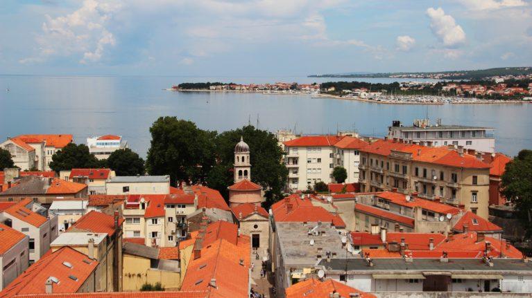 Altstadt Zadar Kroatien