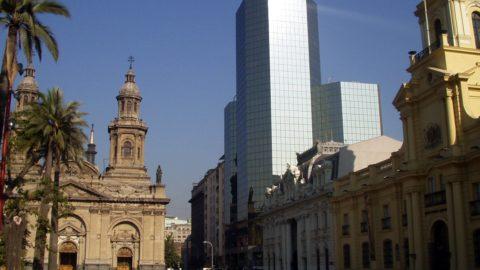Flüge nach Santiago de Chile