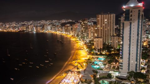 Flüge nach Acapulco