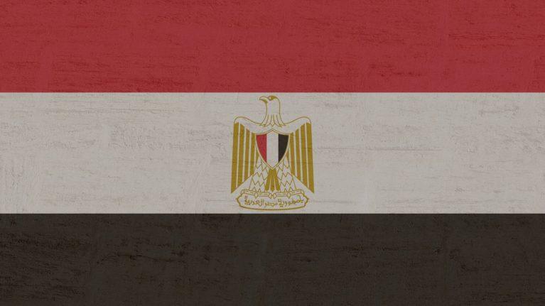 Ägypten Flagge