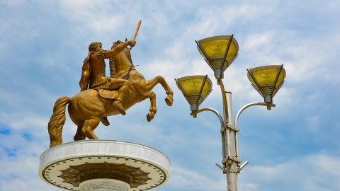 Flüge nach Skopje