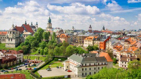 Flüge nach Lublin