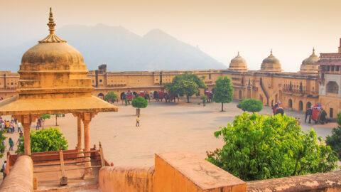 Flüge nach Jaipur