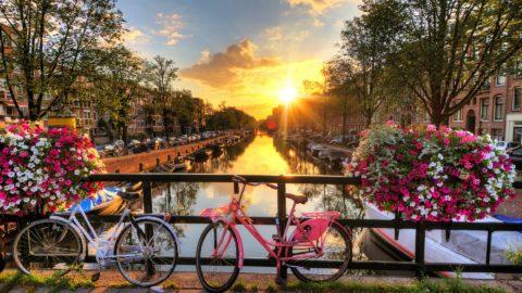 Flüge ab Amsterdam