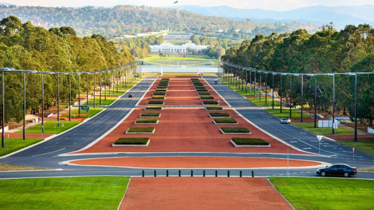 Flüge nach Canberra