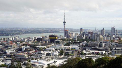 Flüge nach Auckland