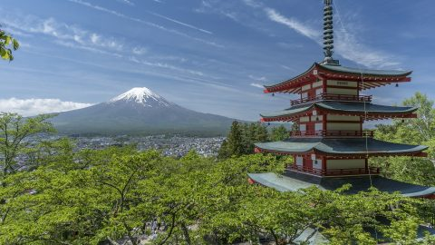 Flüge nach Japan